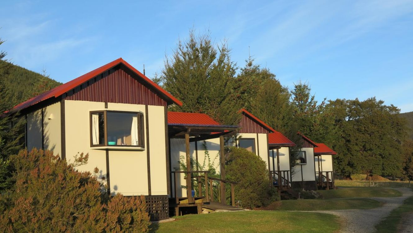 Hotel - St Arnaud - Tophouse Mountainview Cottages