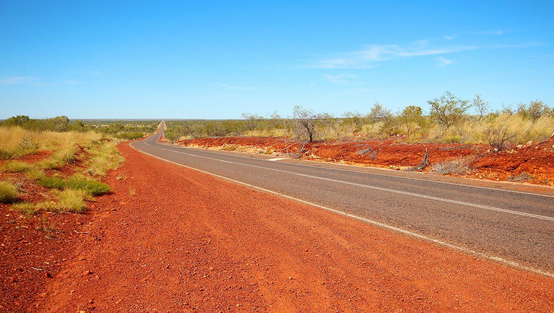 MC Across the Australia Outback Day 9 - Erldunda