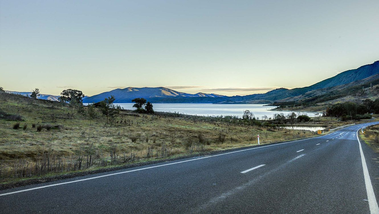 Humes Crossing, Snowy Mountains Highway, Kosciuszko National Park