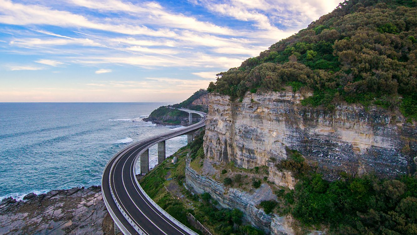 MC VIC + NSW day 8 - Sea Cliff Bridge