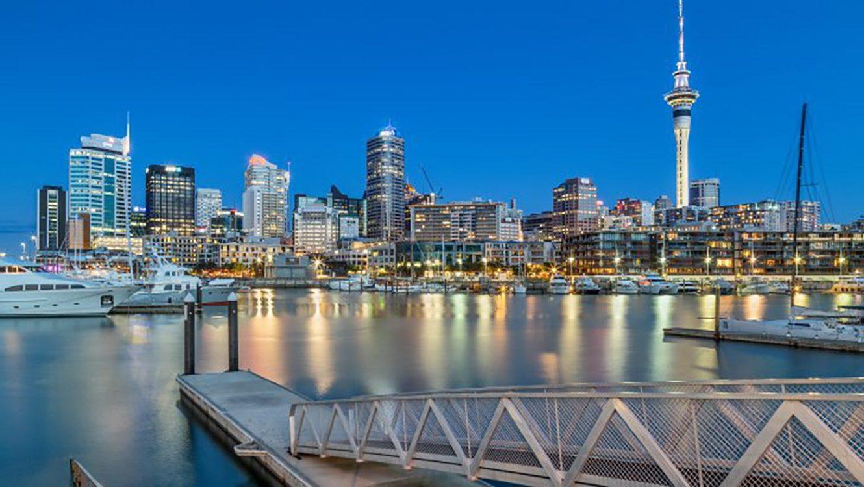 Oceania - NZL - North Island Day 1 - Auckland