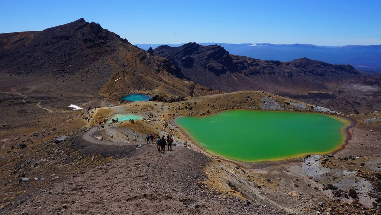 Oceania - NZL - North Island Day 7 - Tongariro NP