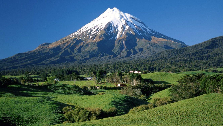 Oceania - NZL - North Island Day 8 - Mt Taranaki